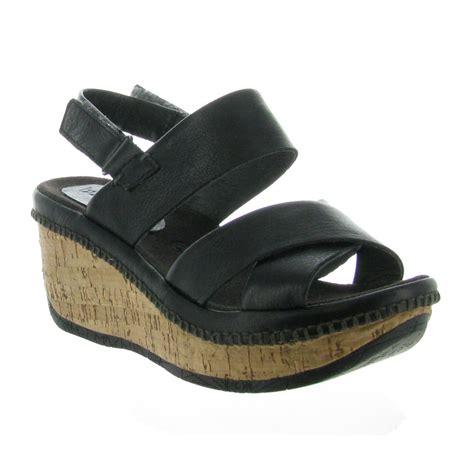 bussola shoes bussola formentera cork wedge sandal womens sandals