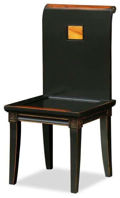 zhou yi side chair asian dining chairs by china