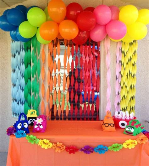 Kids Birthday Decorations At Home | kids birthday decorations zozeen