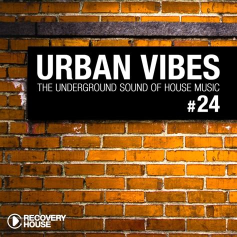 download underground house music various urban vibes the underground sound of house music vol 24 at juno download