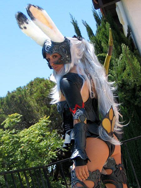 fran final fantasy 12 cosplay of fran final fantasy xii video game art
