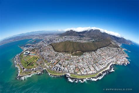 Fletcher Table Aerial Photography Cape Town