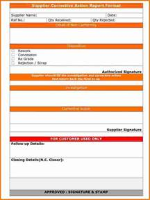 Corrective Report Template by Patient Care Report Template Book Covers
