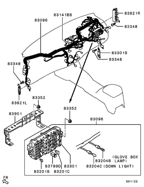 mitsubishi strada wiring diagram wiring diagram with