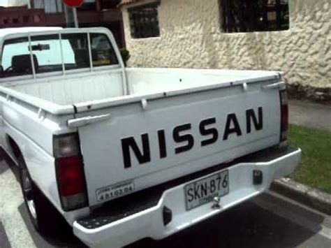 trocas baratas en chihuahua nissan d 21 2006 compresucarro com youtube