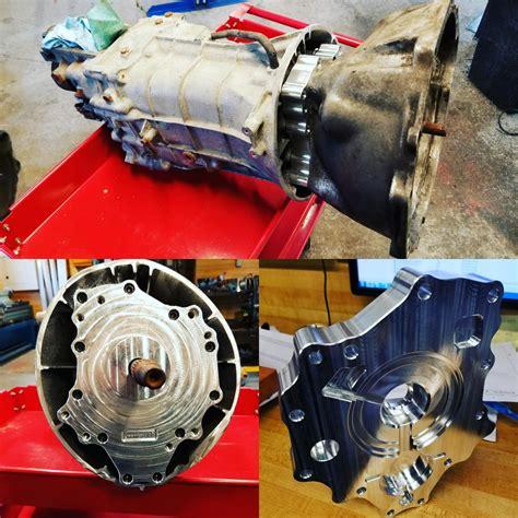 pre sale volvo redblock       speed transmission adapter deeworks