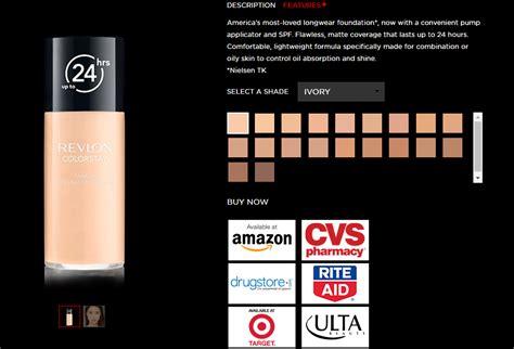Revlon Colorstay Foundation Di Indonesia review revlon colorstay foundation tips wajah bebas