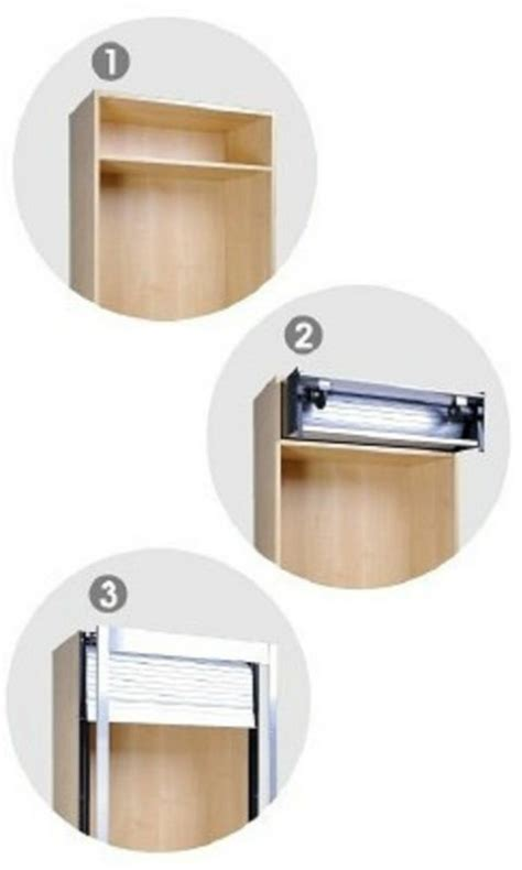 Roller Shutter Doors Kitchen Cabinets   Home Designs