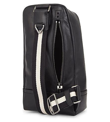 Bally Bezin Sling Bag bally tanis novo leather sling bag in black modesens