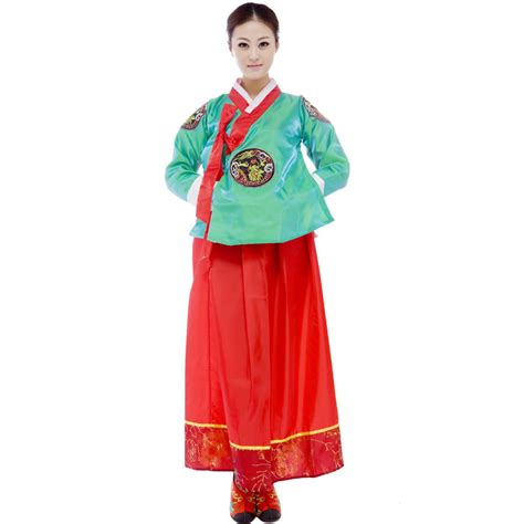 women s costumes korean national costume traditional