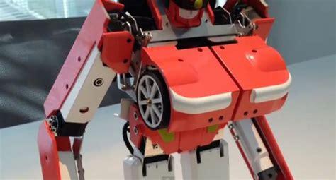 Mainan Mobil Robot Transformer Otomatis Berubah Jd Robot mobil rc berubah menjadi robot seperti transformers