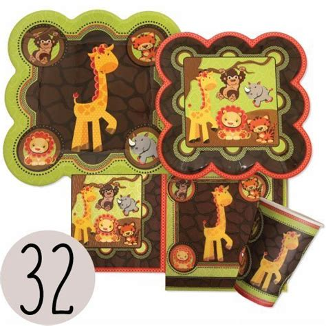Safari Baby Shower Plates by Safari Baby Shower Ideas Baby Ideas