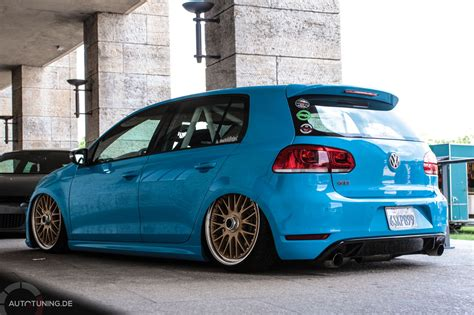 Auto Golf 5 Gti by Bagged Vw Golf Vi Gti Autotuning De