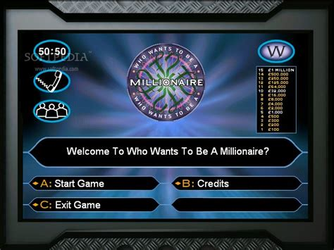 Who Wants Be Millionaire Games Newhairstylesformen2014 Com Free Who Wants To Be A Millionaire