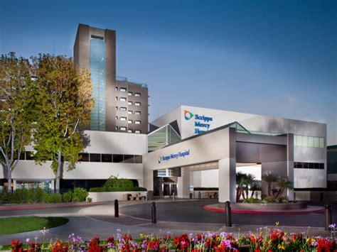 San Diego Detox Hospital by Scripps Mercy Hospital In San Diego Ca Rankings