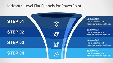 Free Funnel Graphics For Powerpoint Slidemodel Funnel Graphic Powerpoint