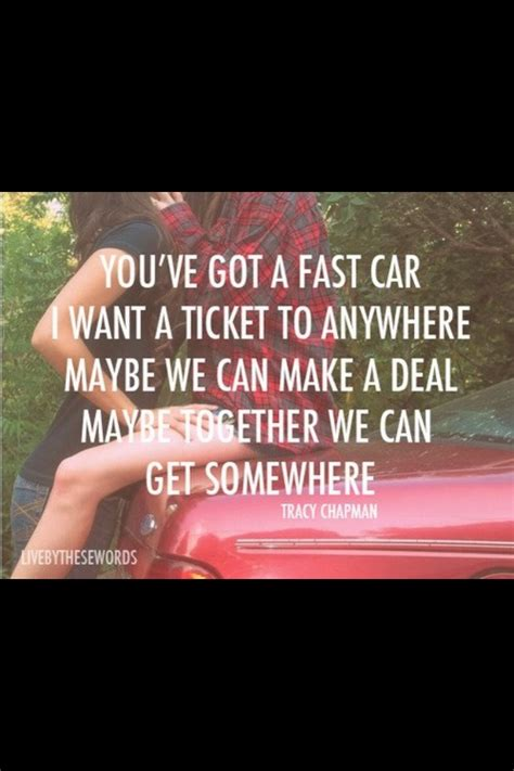 you got a fast car 39 best music to my ears images on pinterest lyrics
