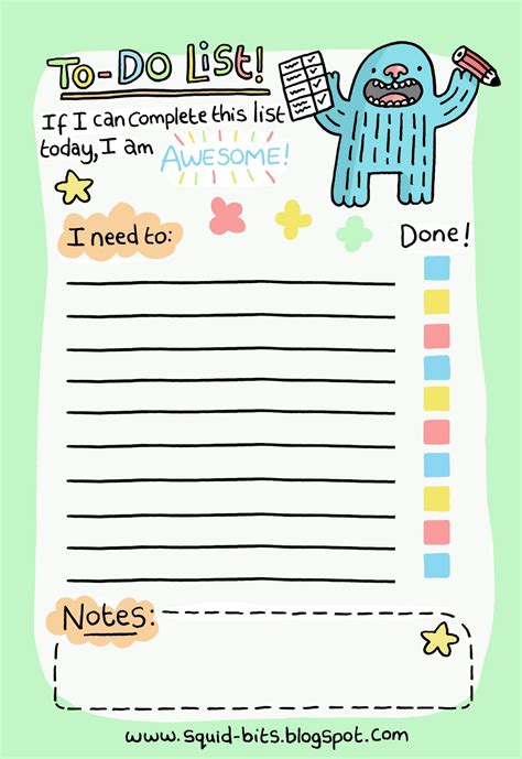 printable to do list by day printables to do lists on pinterest daily planners