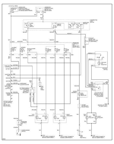 wiring diagram honda civic   connection