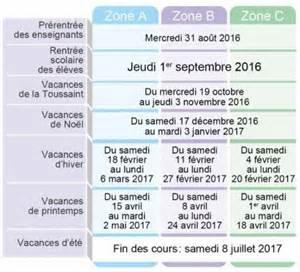 Calendrier 2016 Avec Vacances Scolaires Réunion Rentr 233 E 2016 2017 Voici Le Calendrier Des Vacances