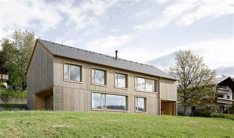 Innauer Matt by Wooden House By Innauer Matt Architekten In Austria