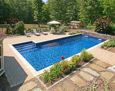 backyard inground pool designs best 25 swimming pools ideas on pools