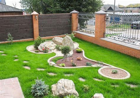 Beau Pierre Pour Jardin Japonais #2: design-jardin-moderne-gazon-pas-japonais-grosses-pierres-e1457958943583.jpg