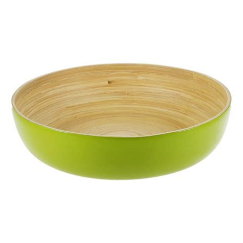 fruit bowl ekobo fresco glossy fruit bowl lime at amara