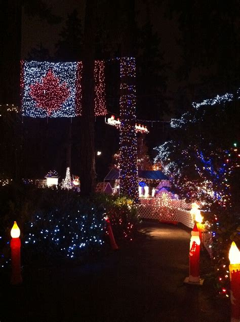 canadian christmas wikipedia file canada flag lights stanely park vancouver jpg wikimedia commons