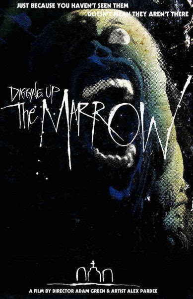 film digging up the marrow news digging up the marrow trailer