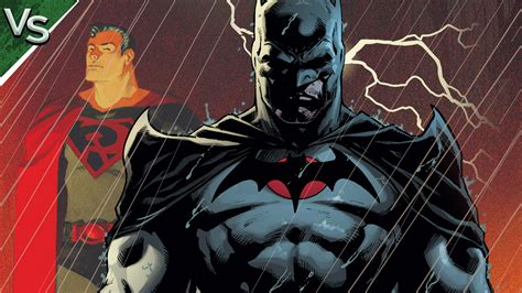 dc  access flashpoint batman  red son superman dc