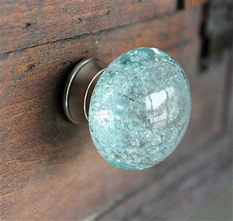 blue glass cabinet knobs everything turquoise daily turquoise shopping blog page 3