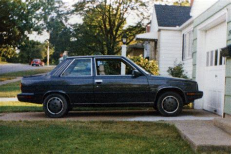 1983 renault alliance coal 1983 renault alliance mt the appliance