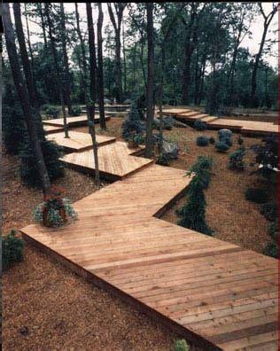 images  deck walkways  pinterest decks