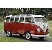 Sold Volkswagen Kombi 23 Window Samba Bus RHD