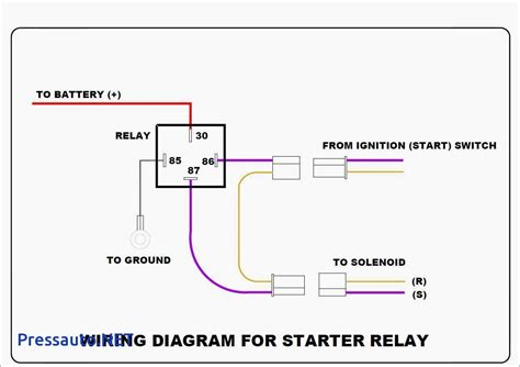 12v relay switch wiring diagram free pressauto net
