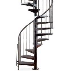 Stair Kits Home Depot by Arke Civik 47 In Black Spiral Staircase Kit K03016 The
