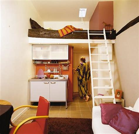 Kitchen Space Saver Ideas by Decoraci 243 N Un Estudio Peque 241 O