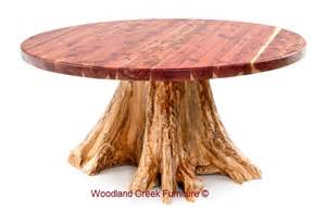 Log Table Ls Cedar Logs Pictures To Pin On Pinsdaddy