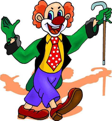 clown clipart clipart clipart clown animaatjes 335