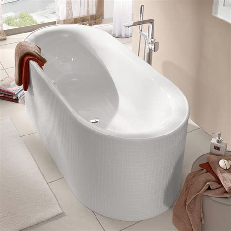 villeroy and boch bathrooms outlet villeroy boch cetus oval bath white ubq175ceu7v 01 reuter shop com