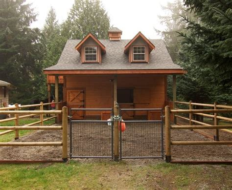 small barns how to build a small horse barn woodworking projects plans