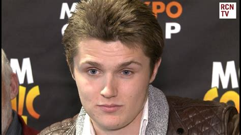 Game Of Thrones Eugene Simon Interview - Lancel Lannister ... Eugene Simon 2017