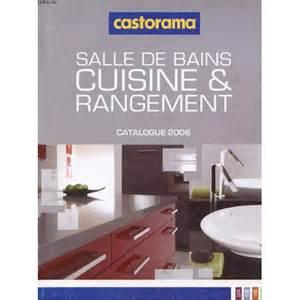 catalogue castorama salle de bain cuisine et rangement