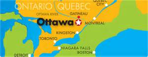 ottawa in canada map ottawa map operatoonity