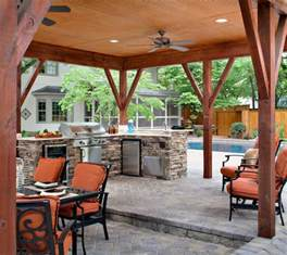 Tuscan Outdoor Living Spaces - outdoor living retreat in charlotte nc traditional patio other metro by archadeck of