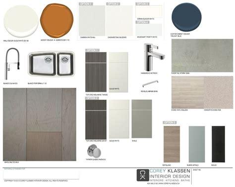 Interior Design Materials by Digitial Material Board From Corey Klassen Interior Design
