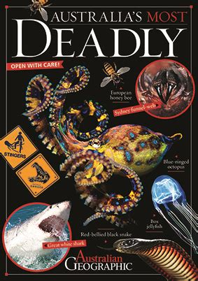 the deadly travellers complete australia s most series australian geographic