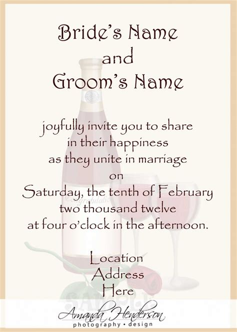 wedding invitation cards words exles sle of wedding invitation wording emily