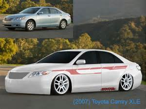 Toyota Camry Xle 2007 2007 Toyota Camry Xle By Andyphilipe On Deviantart